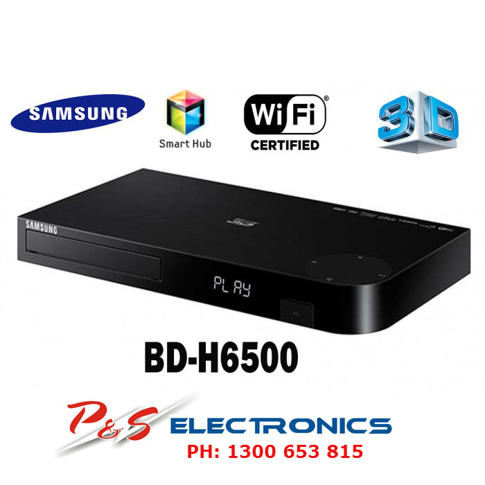 Samsung BD-H6500 Blu-ray Player 64 BIT Driver