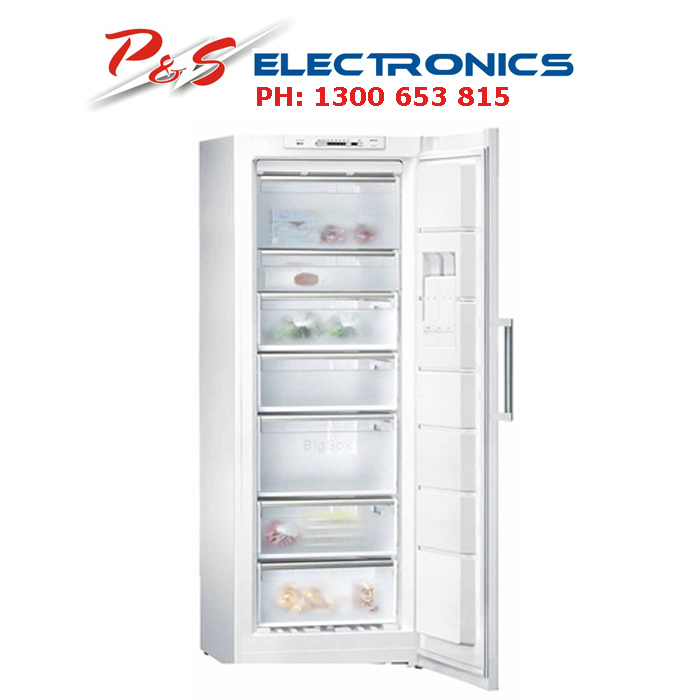 brand new turboline upright freezer 245lsilver colormodel bfrv245 p and s electronics