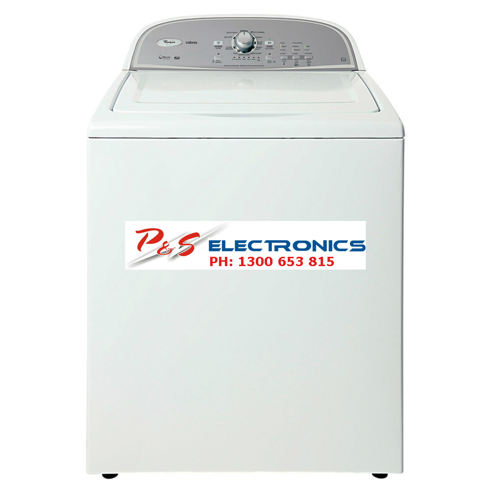 whirlpool machine electronics