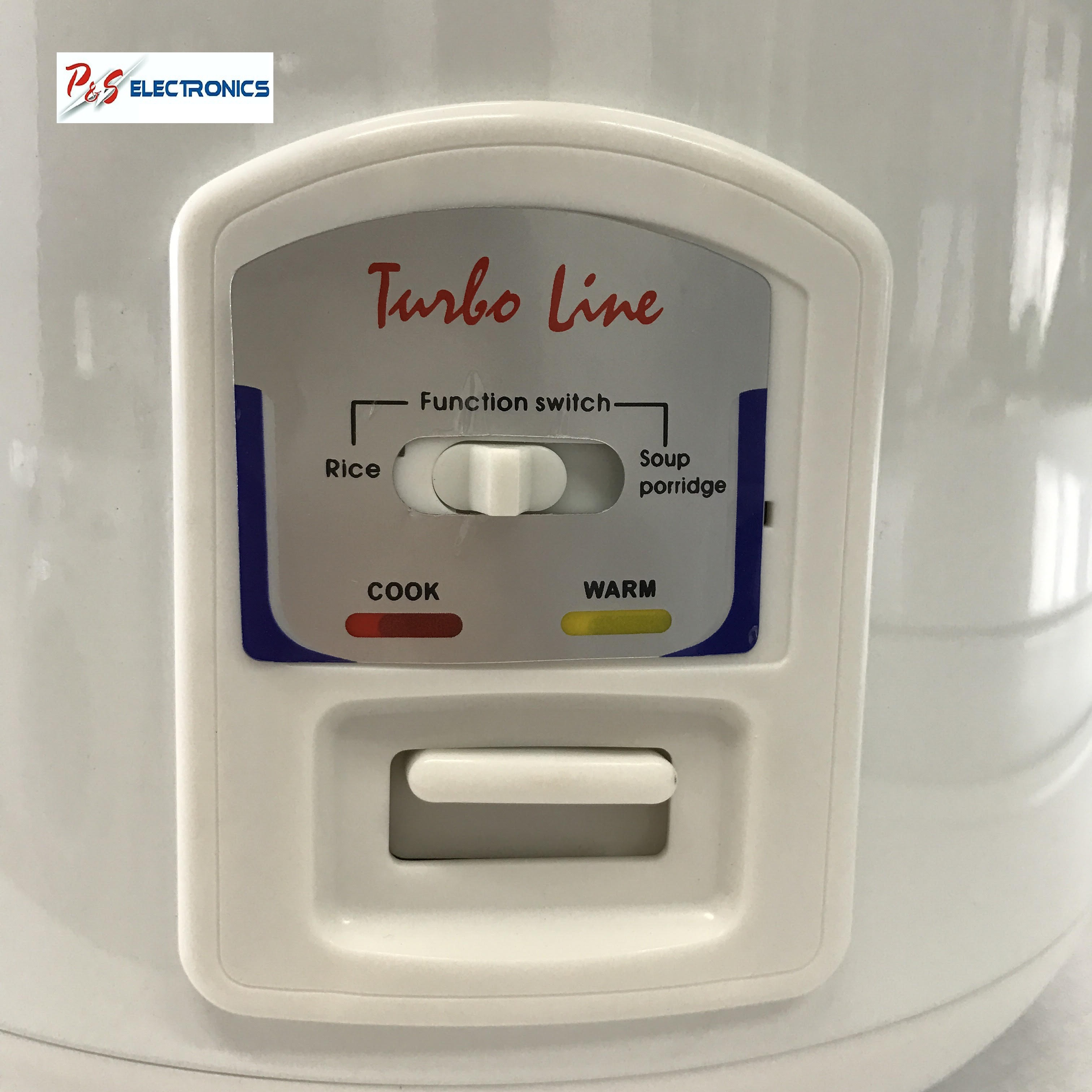 Brand New Turbo Line 1 8l White Rice Cooker Brc1a P And