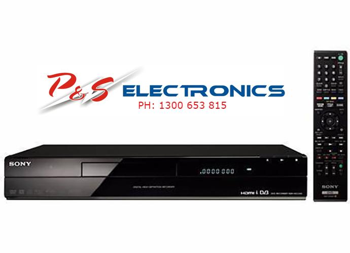 Sony DVD/HDD Recorder, 160Gb HDD- MODEL: RDRHDC300