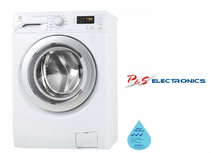 electrolux time manager front loader washing machine manual