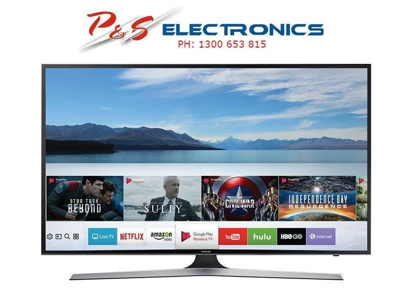 Samsung UA50MU6100 50 Inch 127cm Smart 4K Ultra HD LED LCD TV