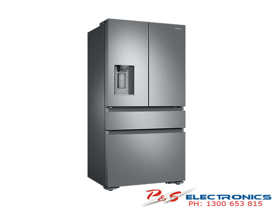 Samsung 647l Twin Cooling Plus Flat French Door Fridge