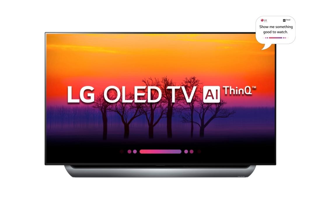 LG OLED 65inch C8 Ultra HD Al ThinQ Smart TV_OLED65C8PTD