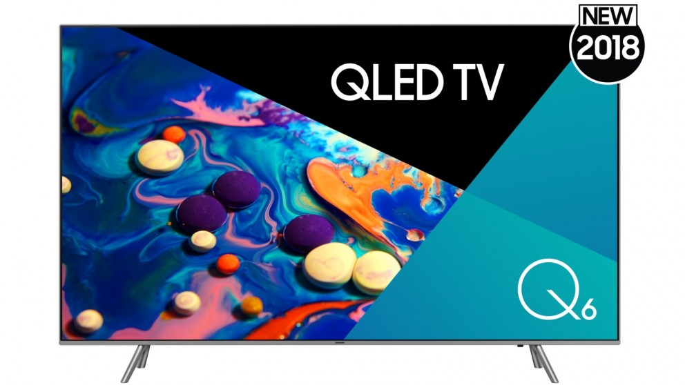 Samsung 55-inch Q6 4K Ultra HD QLED Smart TV QA55Q6FNA 2018 model